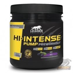 HI-INTENSE PUMP (225G) – LEADER NUTRITION