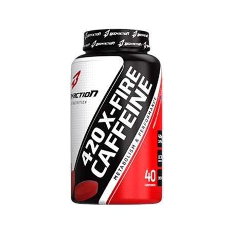 X-FIRE CAFFEINE 420 (40 COMP) - BODY ACTION