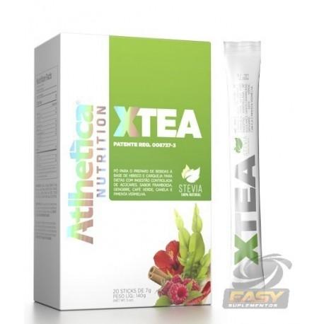 X-TEA (20 SACHÊS) - ATLHETICA NUTRITION