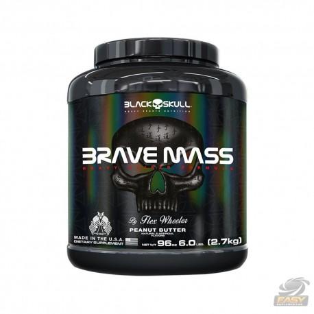 BRAVES MASS (2.7KG) - BLACK SKULL