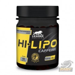 HI-LIPO CAFFEINE (60 CAPS) - LEADER NUTRITION