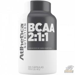 BCAA PRO SERIES (120 CAPS) - ATLHETICA NUTRITION
