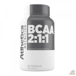 BCAA PRO SERIES (60 CAPS) - ATLHETICA NUTRITION