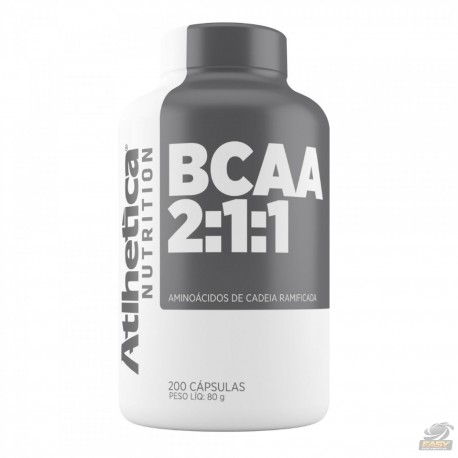 BCAA PRO SERIES (200 CAPS) - ATLHETICA NUTRITION