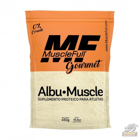 ALBl MUSCLE GOURMET (450G) - MUSCLEFULL