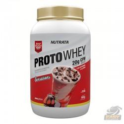 PROTO WHEY (900G) - NUTRATA