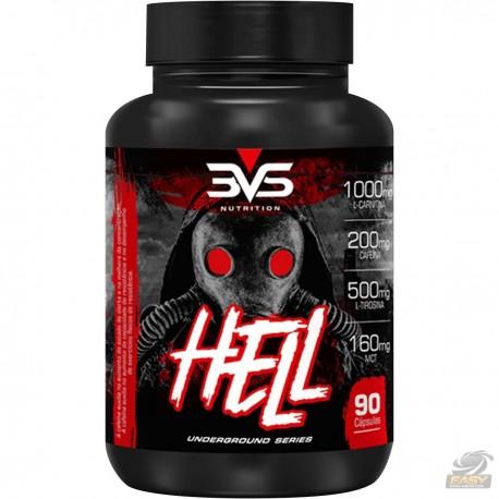 HELL (120 CAPS) - 3VS NUTRITION