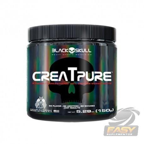 CREATIPURE (150G) - BLACK SKULL