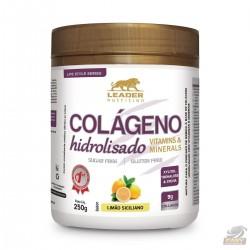 COLÁGENO HIDROLISADO (250G) - LEADER NUTRITION