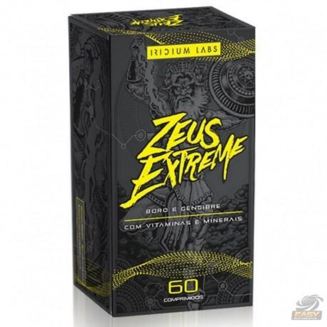 ZEUS EXTREME (60 CAPS) - IRIDIUM LABS