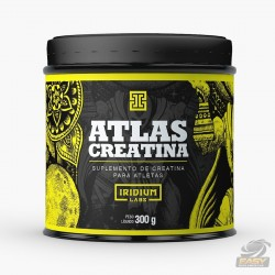 ATLAS CREATINA (300G) - IRIDIUM LABS
