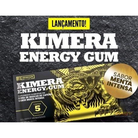 KIMERA ENERGY GUM - 18 UNIDADES (1CX.) - IRIDIUM LABS