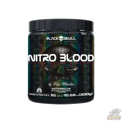 NITRO BLOOD (300G) - BLACK SKULL