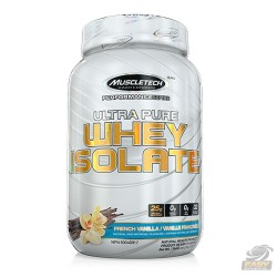 ULTRA PURE WHEY ISOLATE (908G) - MUSCLETECH