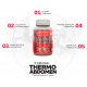 COMBO 2 THERMO ABDOMEN (120 TABS) - BODY ACTION