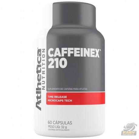 CAFFEINEX 210mg (60 CAPS) - ATLHETICA NUTRITION