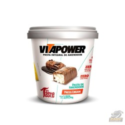 PASTA DE AMENDOIM SABOR PRESS CREAM (1005G) - VITAPOWER