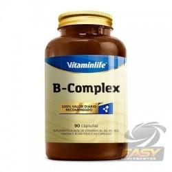 B COMPLEX (90CAPS) - VITAMINLIFE