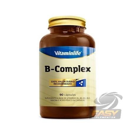B CCOMPLEX (90CAPS) - VITAMINLIFE