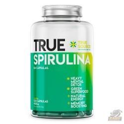 SPIRULINA 500MG (120 CAPS) - TRUE SOURCE