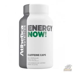 ENERGY NOW (60CAPS) - ATLHETICA NUTRITION