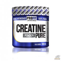CREATINE POWDER PURE (300G) - PROFIT LABS