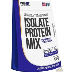ISOLATE PROTEIN MIX (1800G) - PROFIT LABS