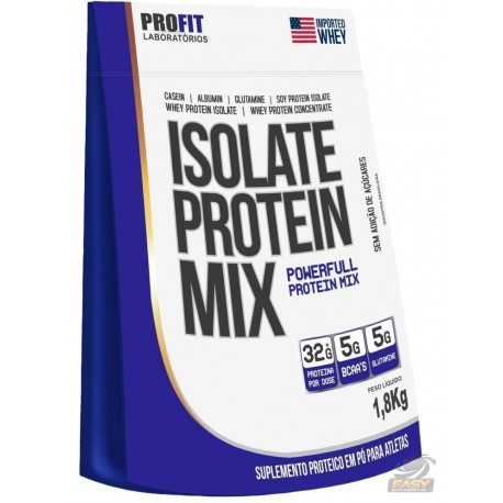ISOLATE PROTEIN MIX (1800G) - PRO FIT