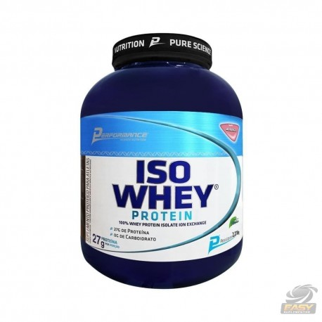 ISO WHEY PROTEIN (2,2 KG) - PERFORMANCE NUTRITION