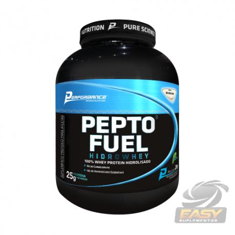 PEPTO FUEL HYDRO WHEY (2,270 KG) - PERFORMANCE NUTRITION