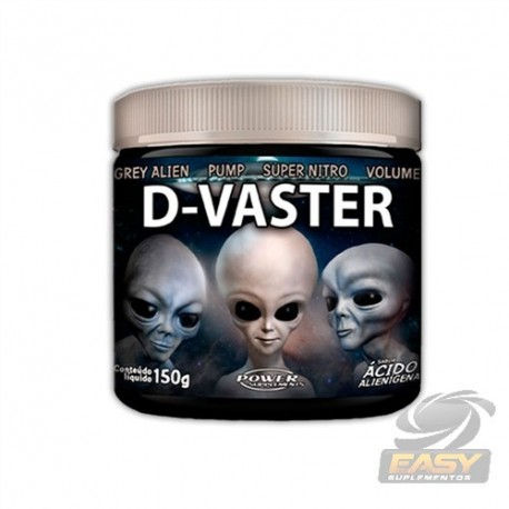 D-VASTER (150G) - POWER SUPPLEMENTS