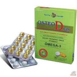 OSTEO-D-FIN (90 CAPS) - TERRA VERDE