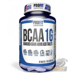BCAA 1G (120 CAPS) - PROFIT LABS