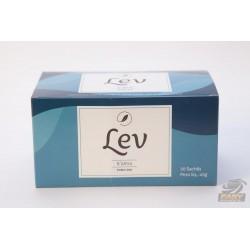 CHÁ LEV K'ALMA (30 UNID) - LEV (30 UNID) - LEV