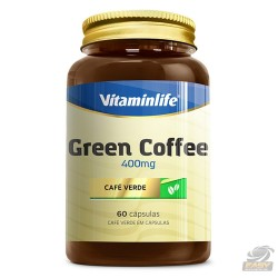 CAFÉ VERDE (GREEN COFFEE) - VITAMINLIFE