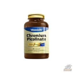 CHROMIUM PICOLINATE 250MCG (90CAPS) - VITAMINLIFE