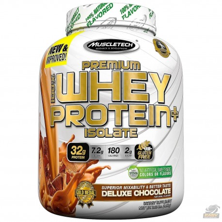100% PREMIUM WHEY ISOLATE (1.36KG) - MUSCLETECH