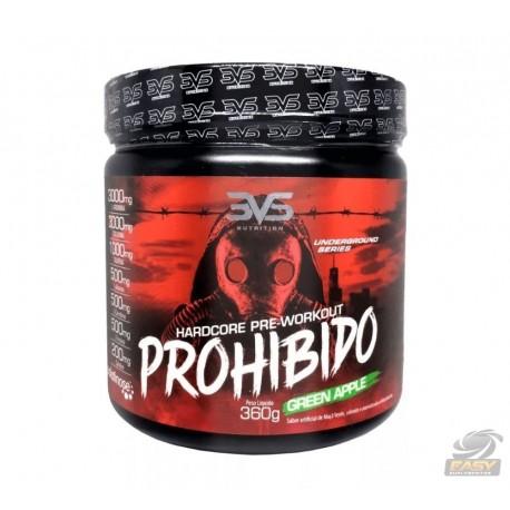 PROHIBIDO (360G) - 3VS NUTRITION
