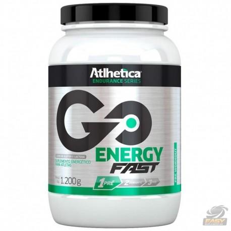 GO ENERGY FAST (1.200G) - ATLHETICA NUTRITION