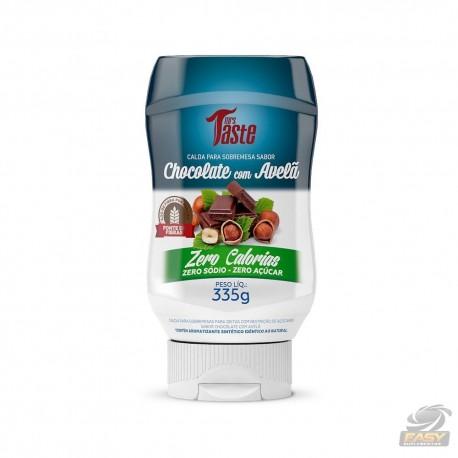 CALDA CHOCOLATE COM AVELÃ (335G) - MRS TASTE