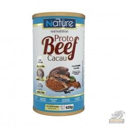 PROTO BEEF CACAU (420G) - NUTRATA