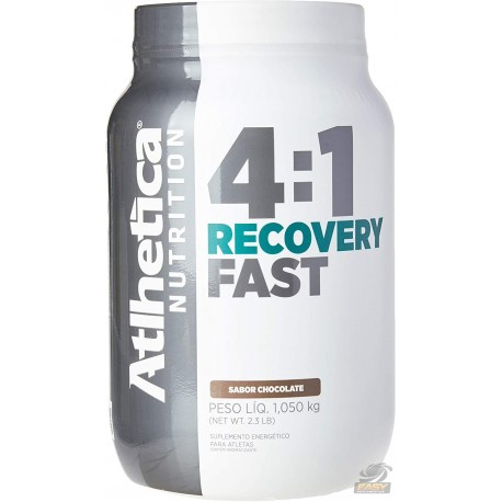 RECOVERY FAST (1.050G) - ATLHETICA NUTRITION