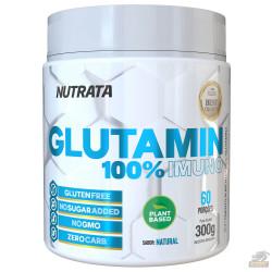 GLUTAMIN 100% IMUNO (300G) - NUTRATA