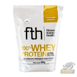 WHEY PROTEIN FTH ULTRA DILUTION REFIL (900G) - FTH