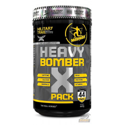 HEAVY BOMBER X PACK (44 PACKS) - MILITARY TRAIL