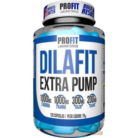 DILAFIT EXTRA PUMP (120 CAPS) - PROFIT LABS