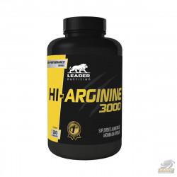 HI-ARGININE 3000 - (180CAPS) - LEADER NUTRITION