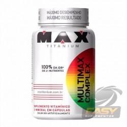 MULTIMAX COMPLEX (90CAPS) - MAX TITANIUM