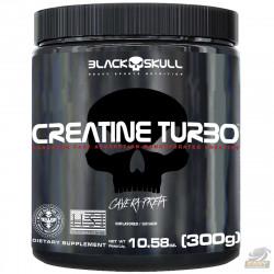 CREATINE TURBO (300G) - BLACK SKULL