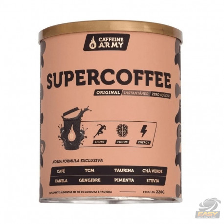 SUPER COFFEE (220G) - CAFFEINE ARMY